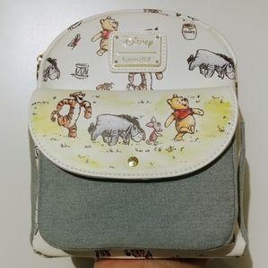 Loungefly Disney Winnie the Pooh Mini Backpack
